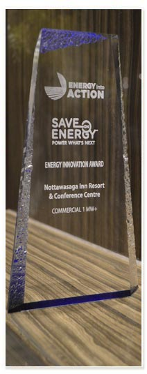 Nottawasaga Resort Energy Innovation Eco Award