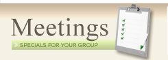 Savings for your Meeting