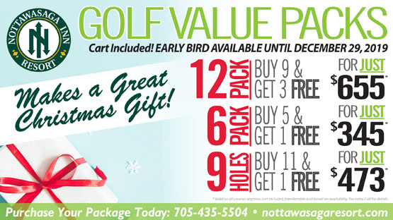 Ridge Golf Value Packs