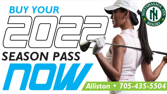Golf Special Season Pass Membership