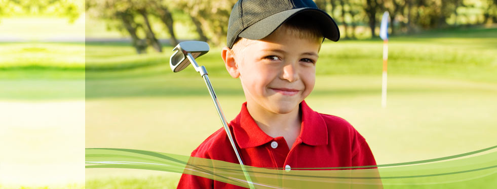Kid's Golf Camps